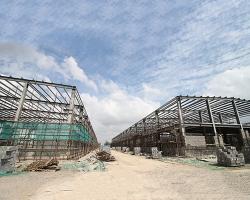 连杭产业园一期钢结构项目